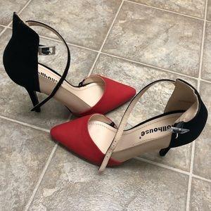 Women Dollhouse Heels - size 6